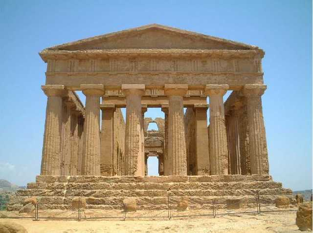 Ancient Greece Architecture
