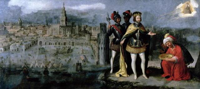 Conquist of Sevilla