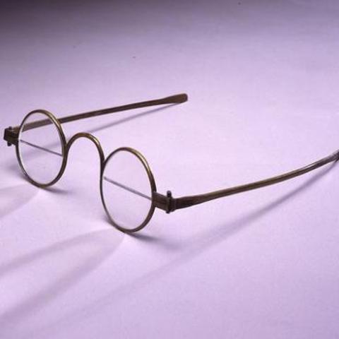 Benjamin Franklin: bifocals