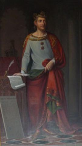 When was recognizes as king os Castilla?