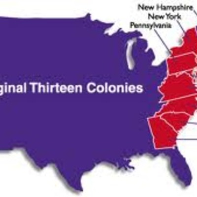 English Colonies in America timeline