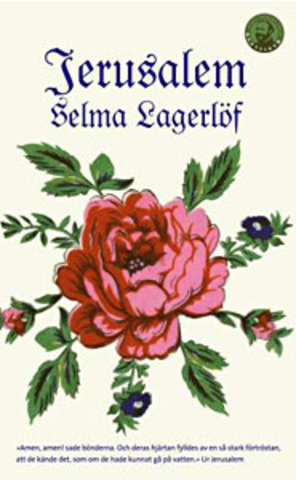Selma skriver boken Jerusalem