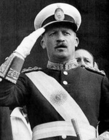 Argentine: coup d'Etat