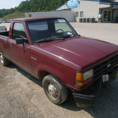Purchased a 1991 Ford Ranger for $975 timeline