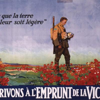 La Guerre: 1914-1918 en Europe timeline