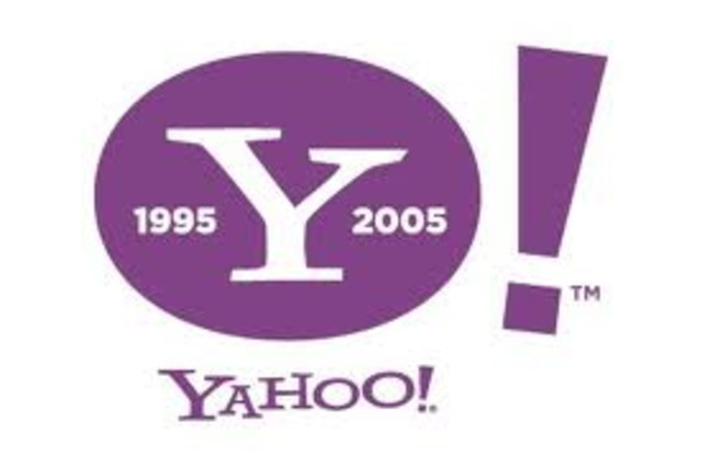 Yahoo was invented