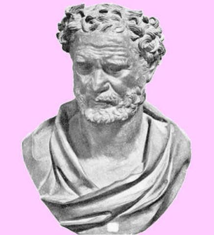 Democritus 370 B.C.