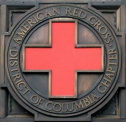 Clara Barton founds the American Red Cross