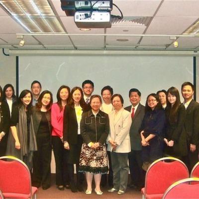 Hong Kong Society of Behavioural and Neural Genetics timeline