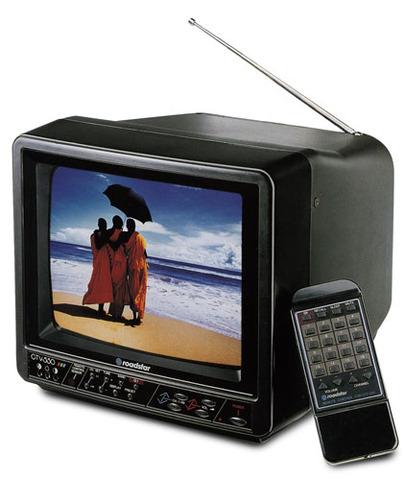 Mi primer television