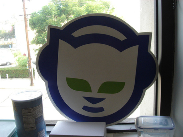 Napster Gets Sued
