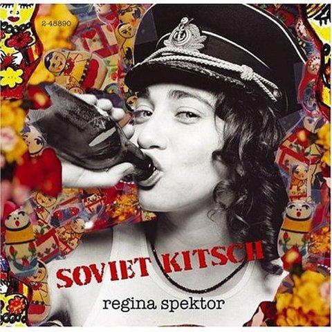 Edita su primer álbum comercial Soviet Kitsch