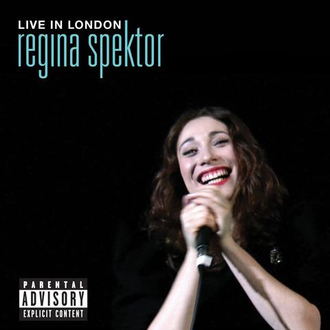 Graba su álbum Live in London