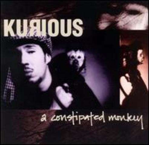 "Kurious' Debut Album ""A Constipated Monkey"" Is Released"