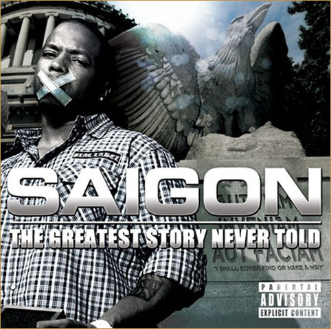 "Saigon's Debut Album ""The Greatest Story Ever Told"" Is Released"