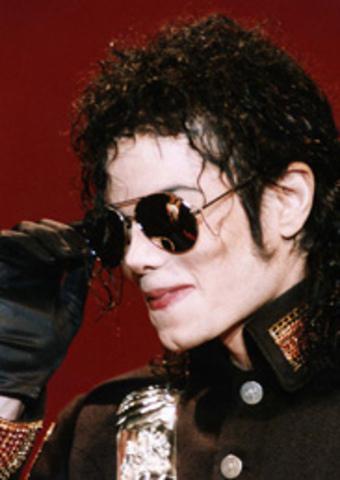 Michael Jackson Birth