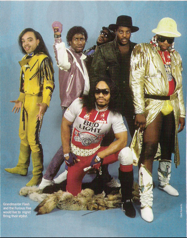 Hip-Hop Fashion in the beginning