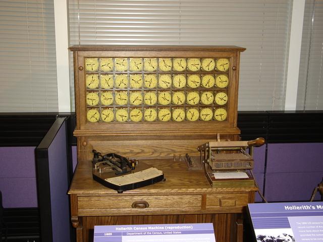 La Máquina Tabuladora