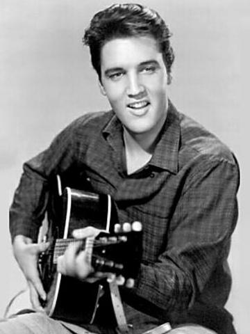 Elvis Presley on National T.V