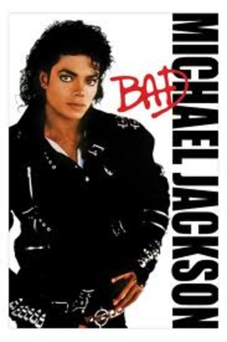 "Michael Jackson releases the album ""Bad"""