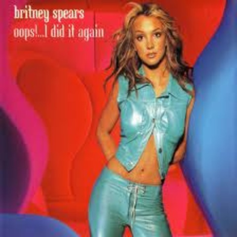 "Britney Spear's ""Oops I Did It Again"" sells over 23 million copies"