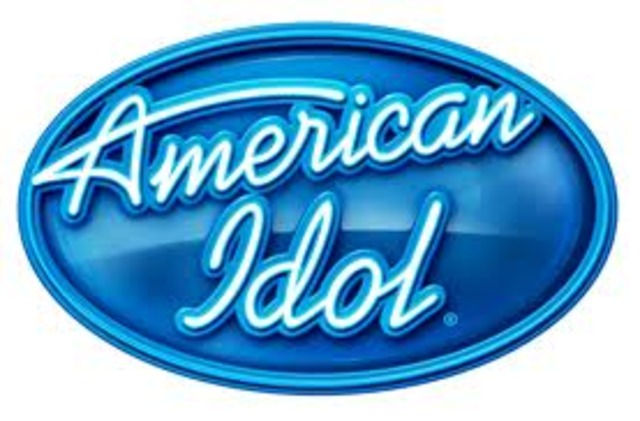 Beginning of American Idol
