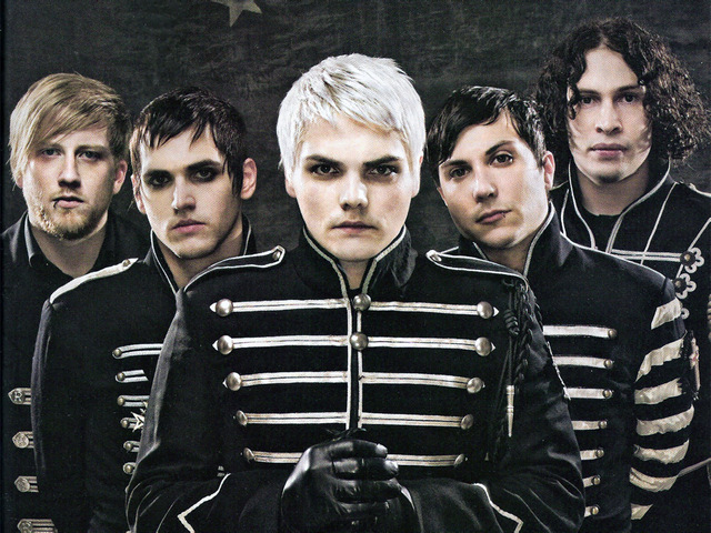 Group was formed My Chemical Romance