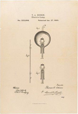 Eletric Light Bulb