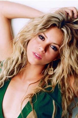 Shakira it's born
