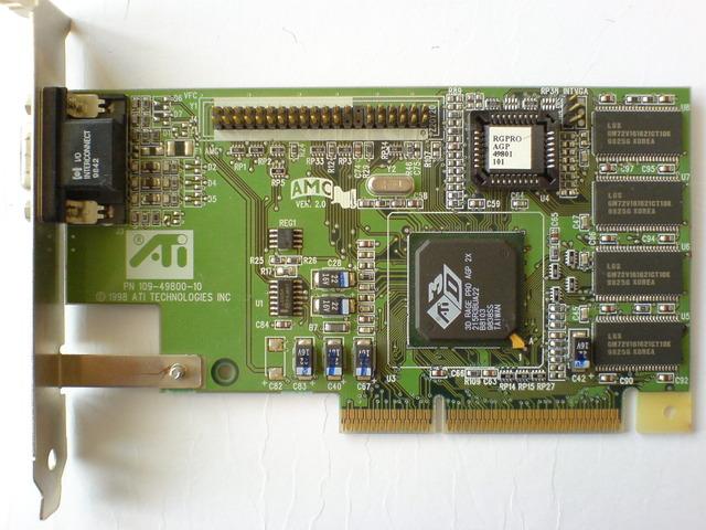 ATI 3D Rage VGA - date unknown