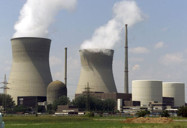 First Nuclear Plant