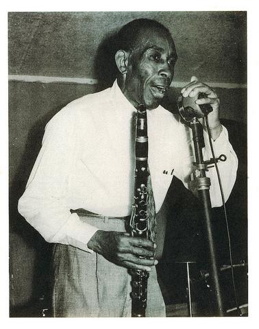 George Lewis reviving jazz.