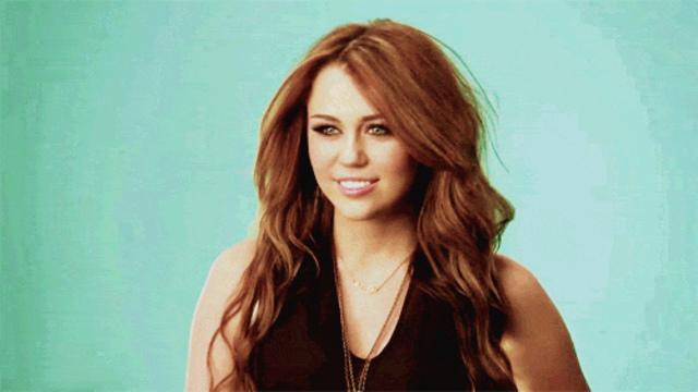 Miley Cyrus Birth