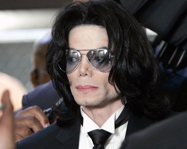Michael Jackson is Born