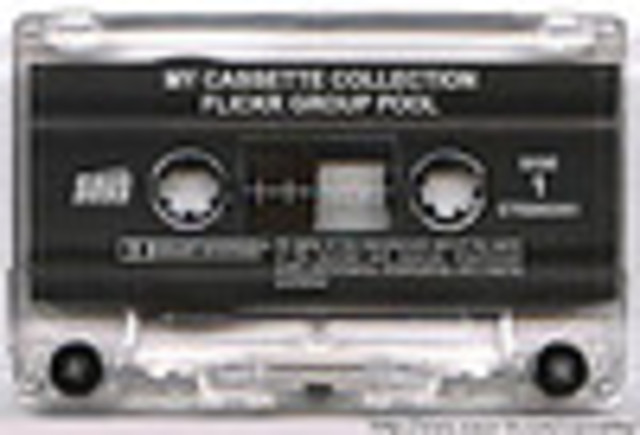 First cassette tapes
