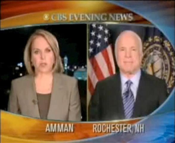 Beatlemania Talked About on CBS Evening News