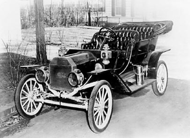 The Model T Is Born