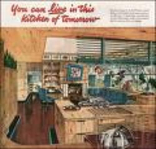 Work -Kitchen of Tomorrow