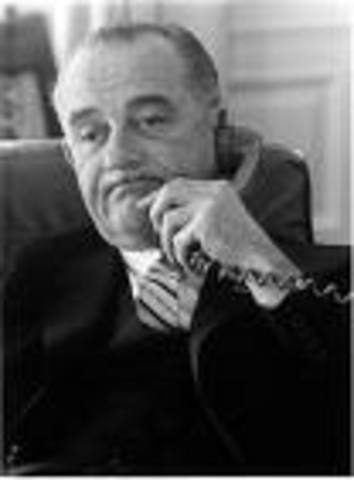 Economics -  Johnson and the Great Society