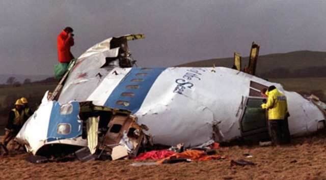 Lockerbie crash
