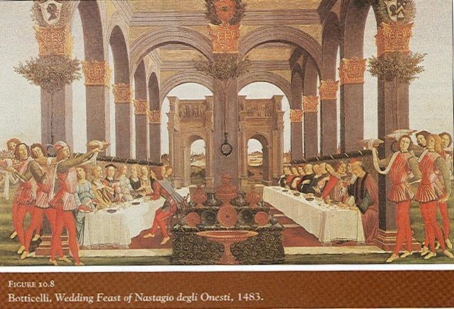Designs Lavish Wedding for Sforza