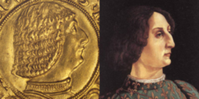 French Overthrow Sforza