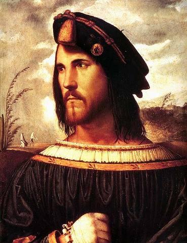 Leonardo is Commissioned by Cesare Borgia