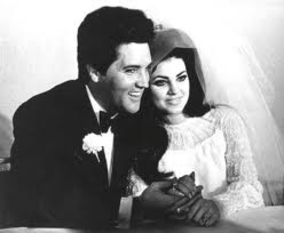 Elvis Got Married