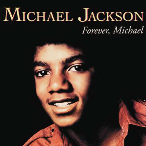 """he releced """"Forever Michael"""""""