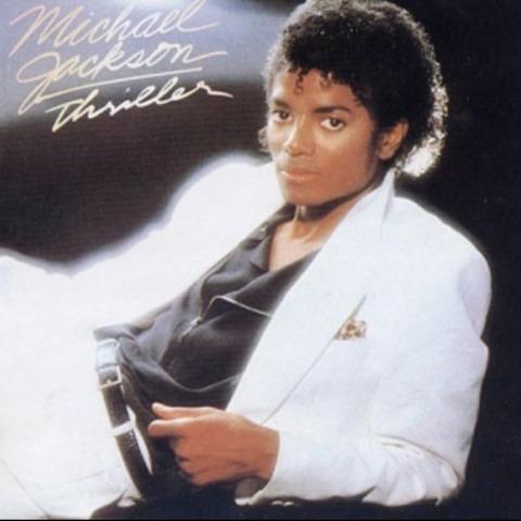 """He released """"Thriller"""""""