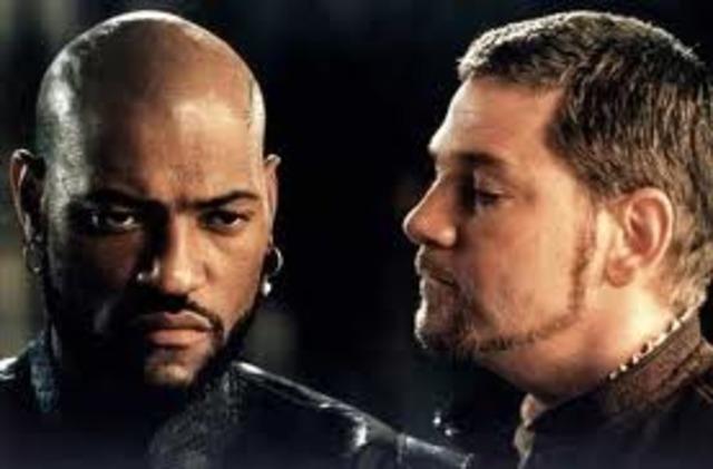 Othello and Iago meet