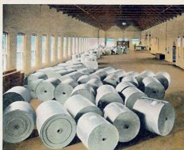 First papermill