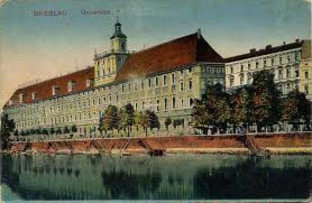 University of Breslau