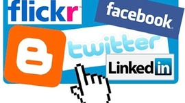 The History of Social Networking timeline